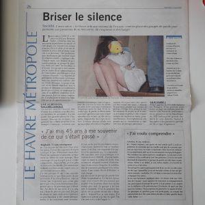 Briser le silence - LHAVI